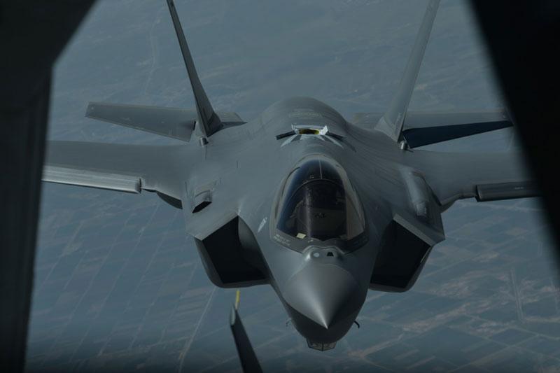 Đan Mạch đưa F-35A đầu tiên đi vào hoạt động