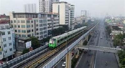 Đường sắt Cát Linh–Hà Đông chở khách miễn phí 15 ngày đầu.