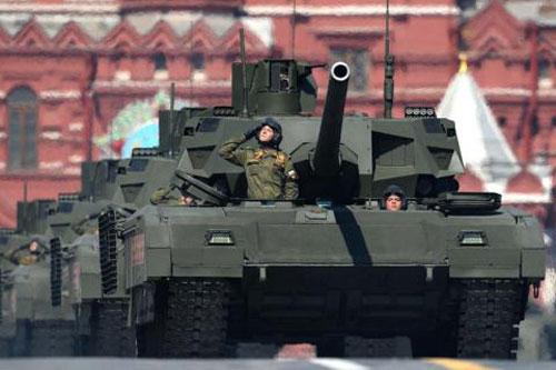 Báo Nga: Tăng Armata đang hết 'nóng'?