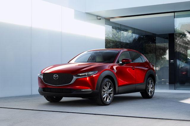 Thaco sắp phân phối Mazda CX-3 và CX-30 tại Việt Nam