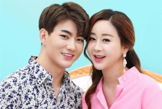 Hoa hậu Hàn Quốc và chồng kém 18 tuổi bị 'phốt' phông bạt: nhà siêu sang là nhà đi thuê, chức CEO cũng là 'chém gió' 4