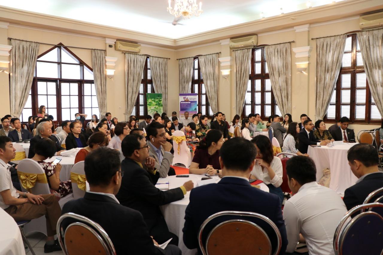 Sự kiện thu hút sự tham gia của đông đảo các doanh nghiệp đầu tư