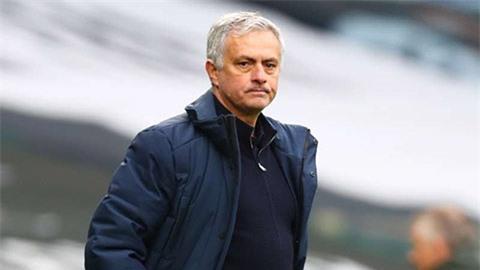Thua MU, Mourinho xác lập kỷ lục tồi tệ nhất sự nghiệp