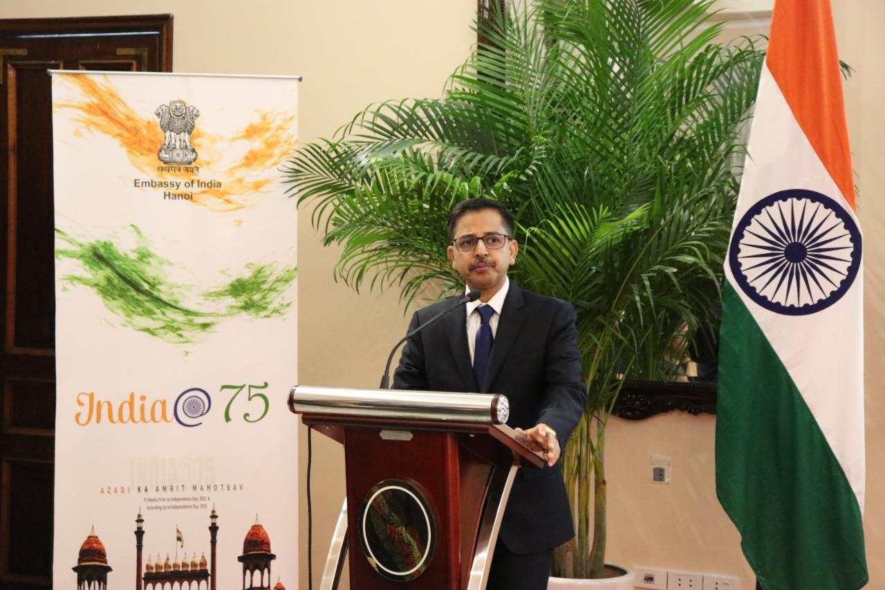 Đại sứ Ấn Độ, ông Pranay Verma