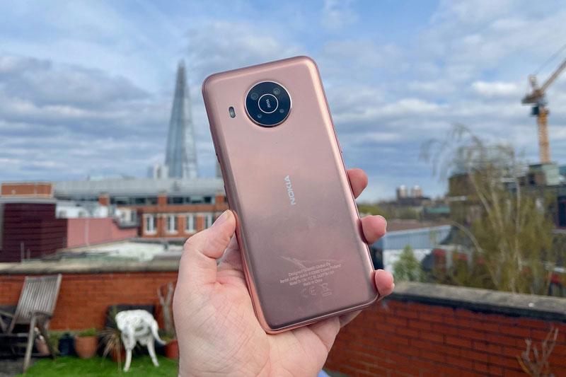 Trên tay Nokia X20 5G vừa trình làng, giá gần 10 triệu đồng