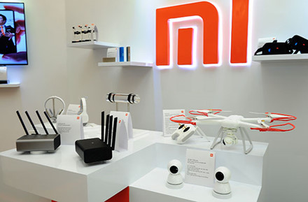 Xiaomi đã phát triển một hệ sinh thái xoay quanh điện thoại thông minh