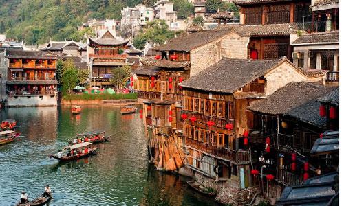 Những ngôi làng có khung cảnh đẹp như trong truyện cổ tích