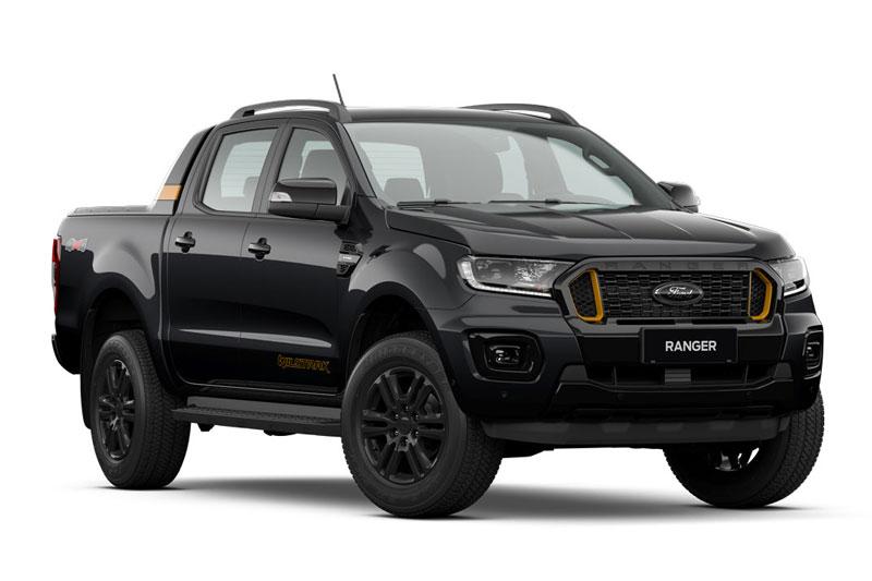 1. Ford Ranger (doanh số: 2.171 chiếc).
