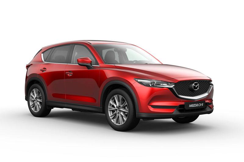 =10. Mazda CX-5 (doanh số: 1.002 chiếc).