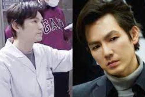 """Lộ tạo hình bác sĩ siêu đẹp trai của Chung Hán Lương trong phim mới, """"ông chú U50"""" còn trẻ hơn đàn em 30 tuổi"""