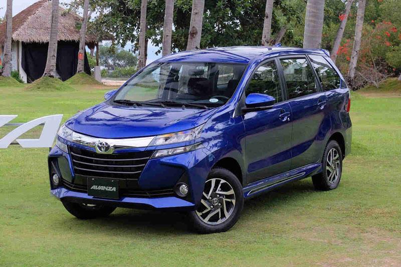 2. Toyota Avanza (doanh số: 6 chiếc).