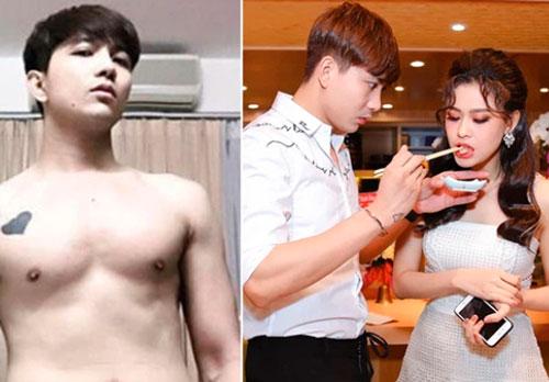 Tim sửa hình xăm gần ngực sau khi ly hôn Trương Quỳnh Anh thế nào?
