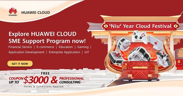 Huawei hỗ trợ DN nhỏ và vừa lên đến 3.000 USD để thúc đẩy phục hồi kinh tế