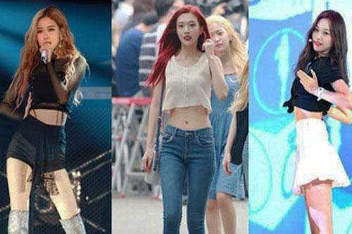 22 nữ ca sĩ idol cao nhất K-pop, BlackPink cũng góp tên