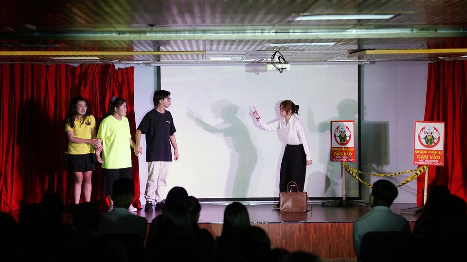 """Đêm nghệ thuật """"Ô Hi Show"""": Truyền cảm hứng để giới trẻ """"lên tiếng"""" bảo vệ thiên nhiên"""