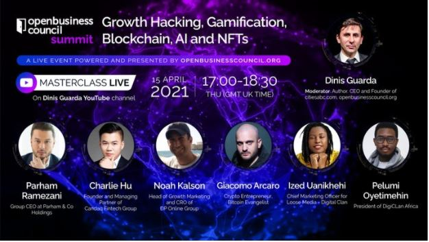 Khóa học trực tuyến miễn phí tìm hiểu về Growth Hacking, Gamification, Blockchain, AI và NFTs