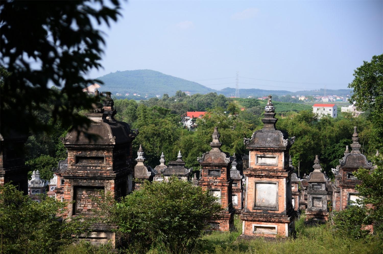 Chùa Bổ Đà - Dấu xưa độc đáo vùng Kinh Bắc - Ảnh 8.