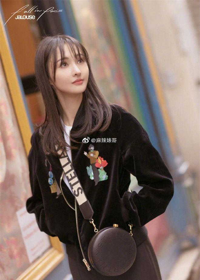 Đều sinh năm 1992, nhan sắc dàn nữ thần Cbiz quá khác biệt: Nhiệt Ba già chát, Trịnh Sảng - Dương Tử nhiều lần gây sốc - Ảnh 15.