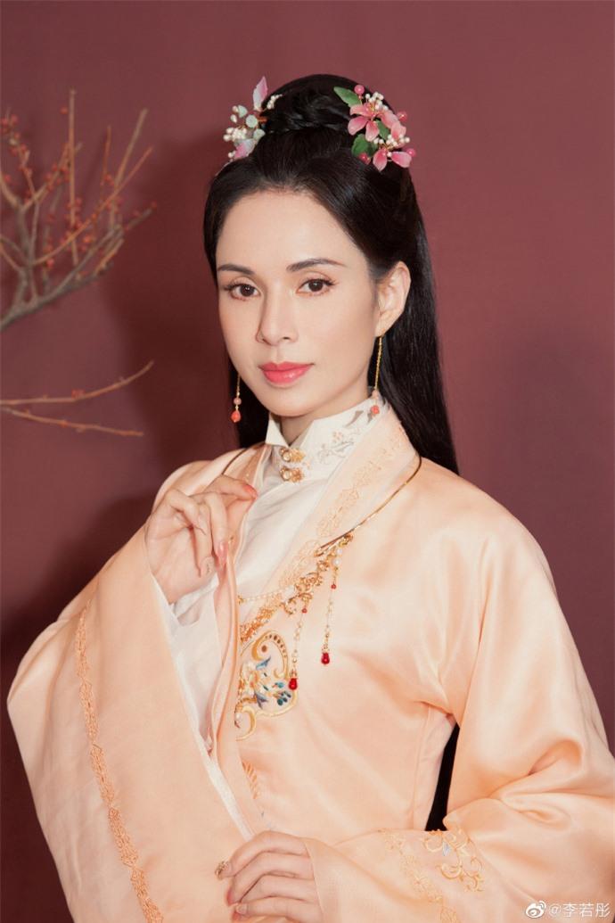 Ở tuổi U60, Lý Nhược Đồng vẫn đẹp ngây ngất khi tái hiện lại hình ảnh Tiểu Long Nữ - Ảnh 9.