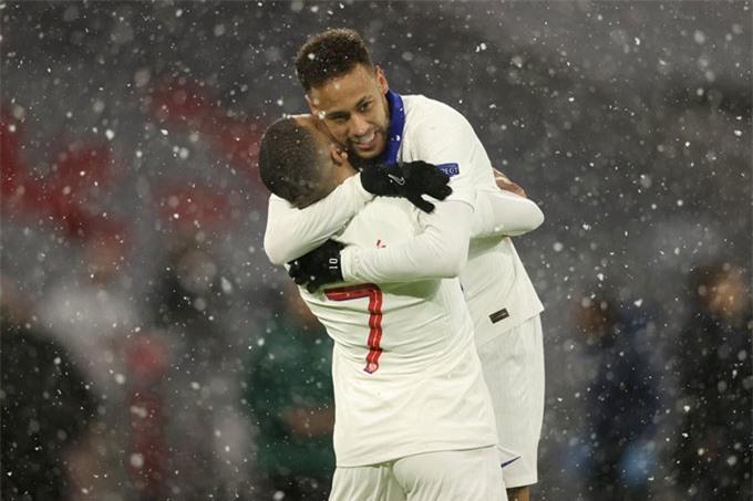 Mbappe và Neymar đã tìm được tiếng nói chung