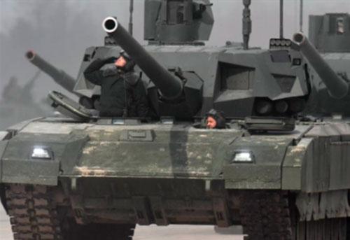 Một đại đội T-14 sẽ tiêu diệt cả lữ đoàn tăng NATO?