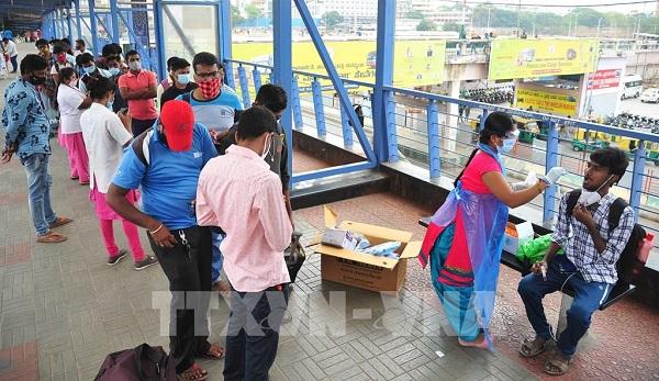 Ấn Độ vượt Brazil về số ca nhiễm Covid-19: Thương vụ Ấn Độ khuyến nghị doanh nghiệp Việt Nam