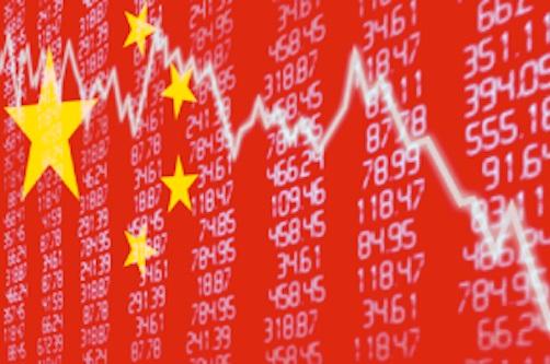Triển vọng chứng khoán châu Á bị che phủ khi chứng khoán Trung Quốc sụt giảm