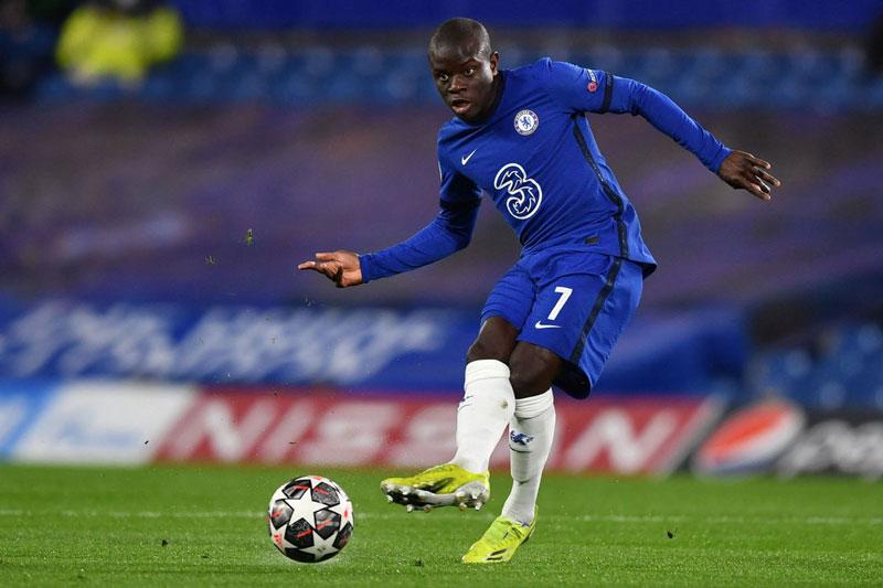 7. N'Golo Kante (Chelsea).