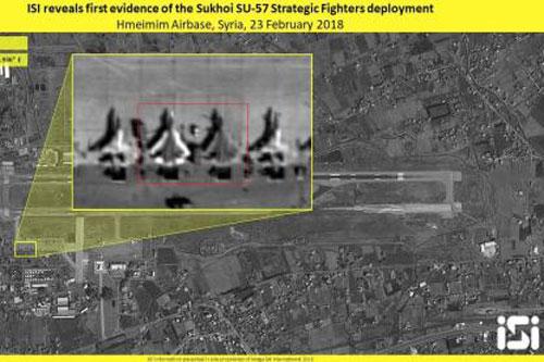 Chuyên gia Nga: Su-57 đã 'bịt mắt' radar Mỹ, Thổ Nhĩ Kỳ tại Syria