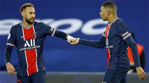 Chấm điểm PSG vs Bayern: Song sát Neymar - Mbappe sáng nhất