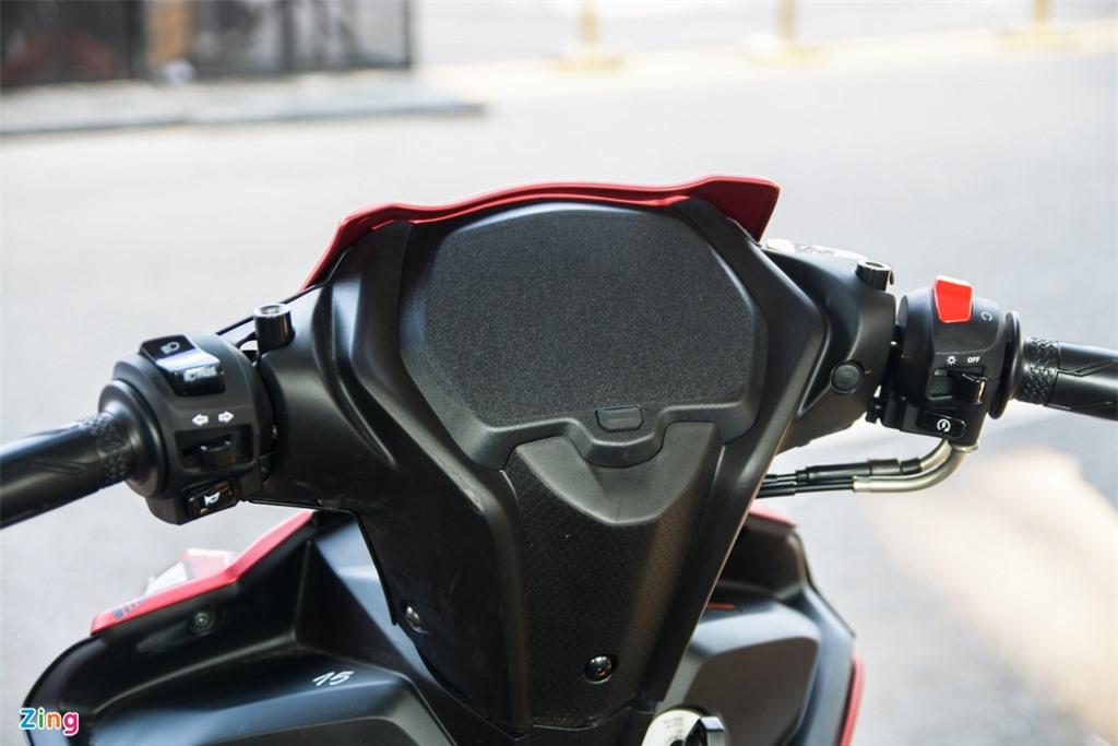 Can canh Yamaha Exciter 155 phien ban dua tai Viet Nam anh 8
