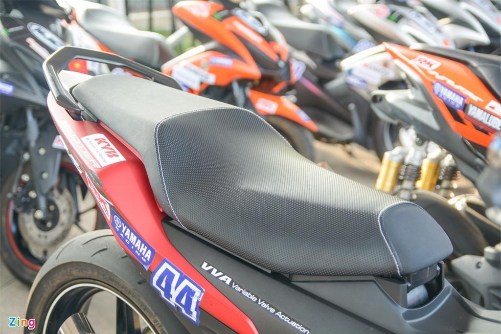 Can canh Yamaha Exciter 155 phien ban dua tai Viet Nam anh 9