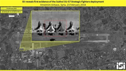 Chuyen gia Nga: Su-57 da bit mat radar My, Tho tai Syria