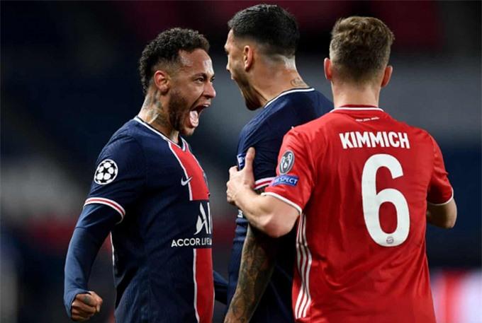PSG vượt qua Bayern ở tứ kết nhờ luật bàn thắng sân khách