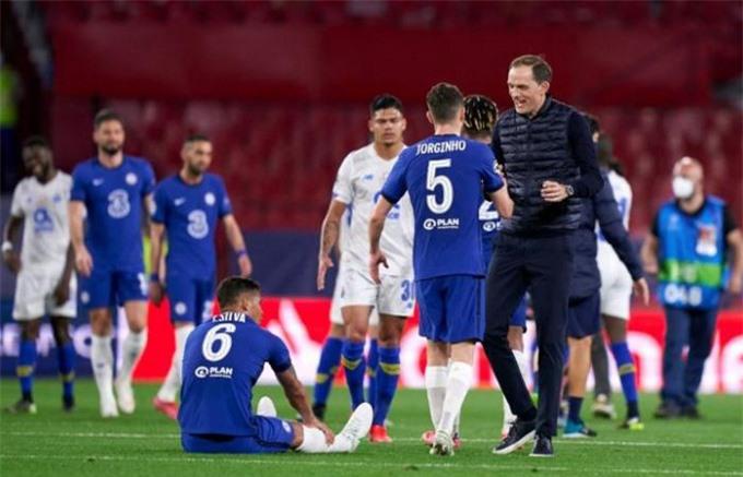 Chelsea nhẹ nhàng vượt qua Porto tại tứ kết Champions League