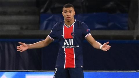 Mbappe bị thổi phạt việt vị sai ngay trước bàn thắng của Bayern?