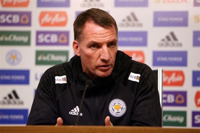 Rodgers đang rất thành công cùng Leicester