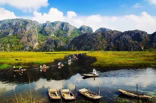 Những địa danh không thể bỏ qua khi ghé thăm Ninh Bình