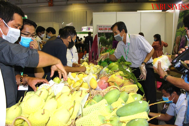 Lấy lại vị thế cho xuất khẩu trái cây