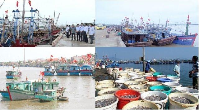 Cụm công nghiệp cảng cá Hòa Lộc (Hậu Lộc, Thanh Hóa)
