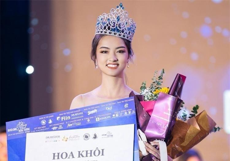 Những Hoa khôi đình đám của Đại học Ngoại thương từng dự thi Hoa hậu Việt Nam ảnh 1