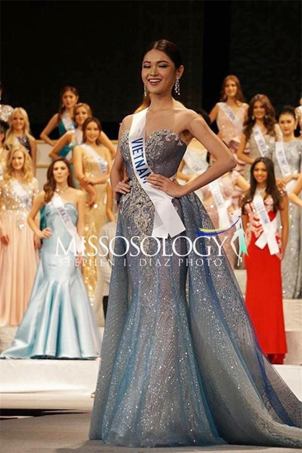 Những Hoa khôi đình đám của Đại học Ngoại thương từng dự thi Hoa hậu Việt Nam ảnh 9