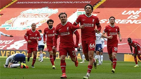 Opta dự đoán Liverpool sẽ về đích trong Top 4, Chelsea thì không