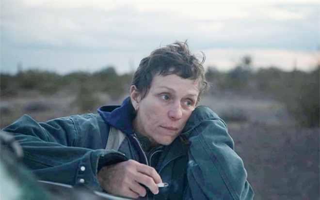"""Phim """"Nomadland"""" tiếp tục thắng lớn tại lễ trao giải điện ảnh BAFTA"""