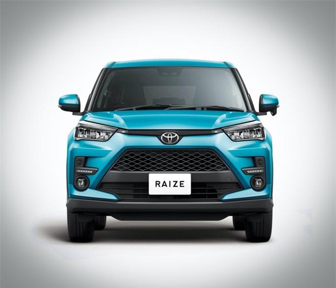 Toyota Raize nhieu kha nang duoc ra mat tai Viet Nam anh 3