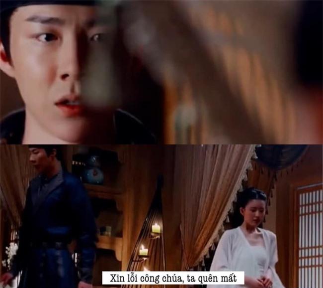 Trường Ca Hành: Trọn bộ cảnh yêu ngọt lịm của Triệu Lộ Tư - Lưu Vũ Ninh, đáng nói là nhà gái xóa dớp mập lùn, mặt nọng - Ảnh 4.