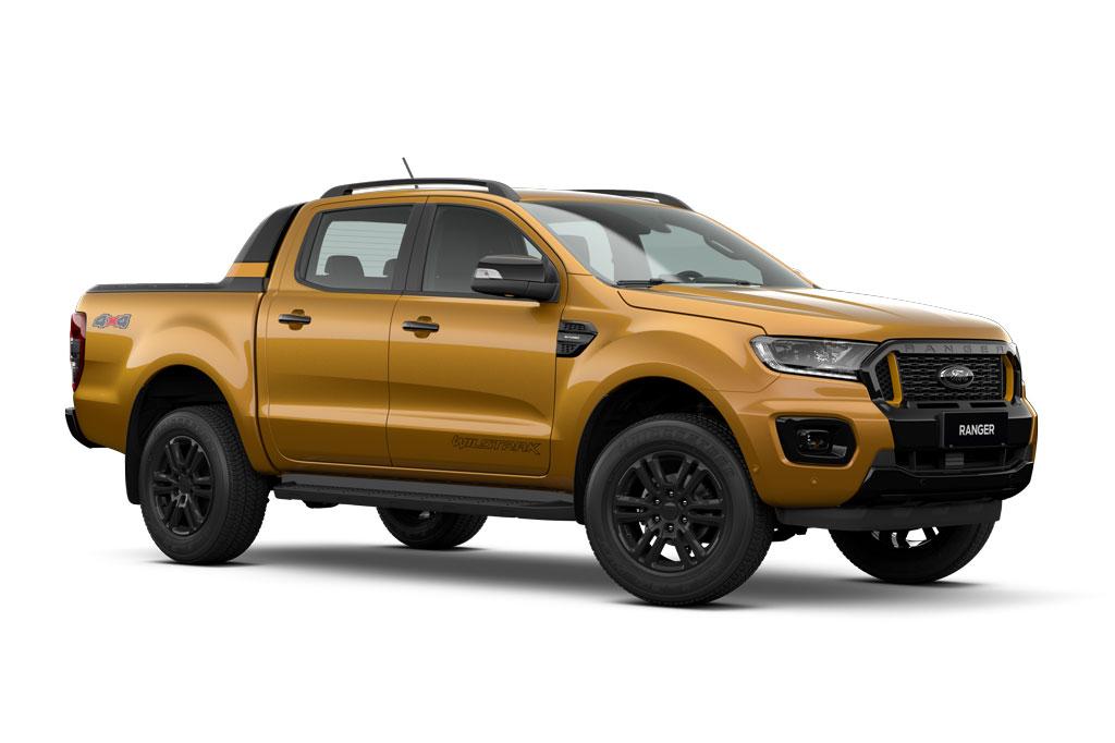 Ford Ranger 2021.
