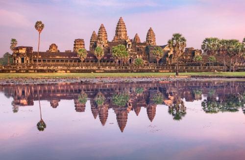 Ghé thăm top 10 địa điểm tuyệt đẹp ở Campuchia