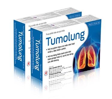 Thực phẩm bảo vệ sức khỏe Tumolung.