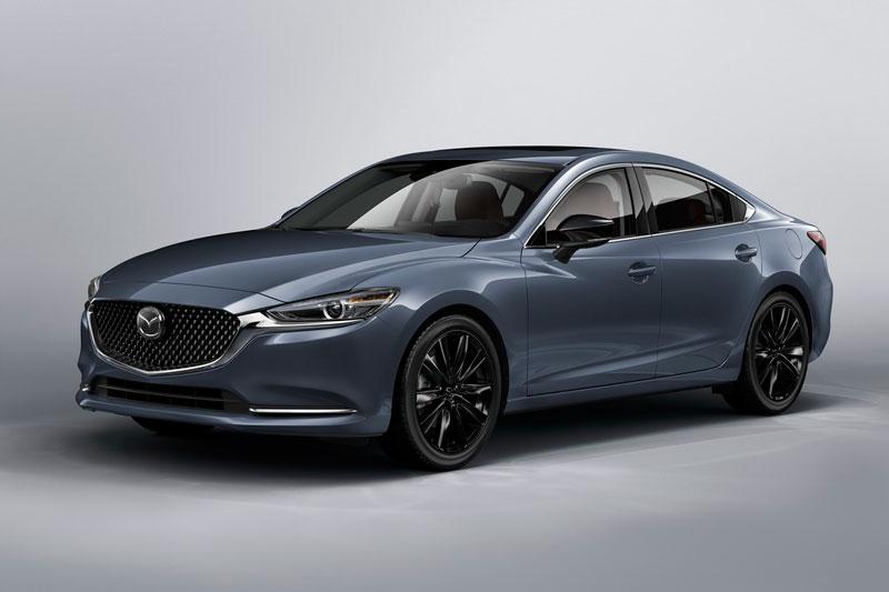 Chi tiết Mazda6 2021 vừa ra mắt, giá từ 951 triệu đồng